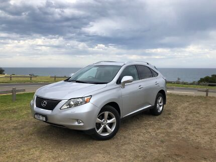 Lexus RX350 Prestige SUV- 2010 - 129,000kms Bentleigh Glen Eira Area Preview
