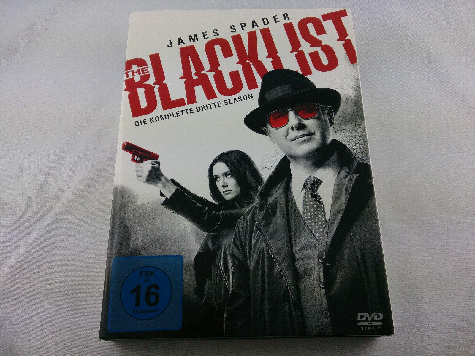 The Blacklist Staffel 3 Start