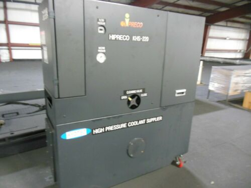 HIPRECO High Pressure Coolant Supplier-New