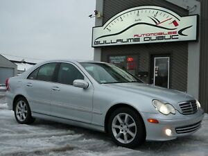2007 Mercedes-Benz C350 4MATIC 117 000KM Toit/Cuir BMW Lexus Inf