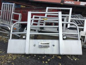 2012   MOOSE BUMPER FOR PETERBILT 389