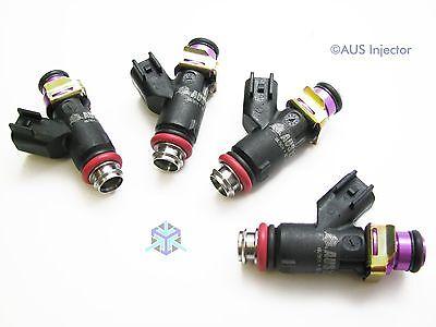 Set of 4 AUS HIGH FLOW 750 cc Performance Injectors fit HONDA ACURA K24 [AUSH4] Acura High Performance Fuel Injector Set