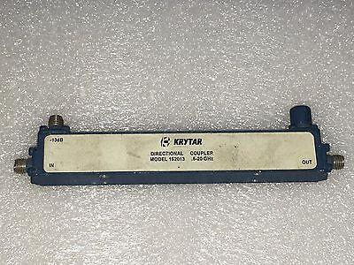 Krytar 152013 .5-20 Ghz Directional Coupler
