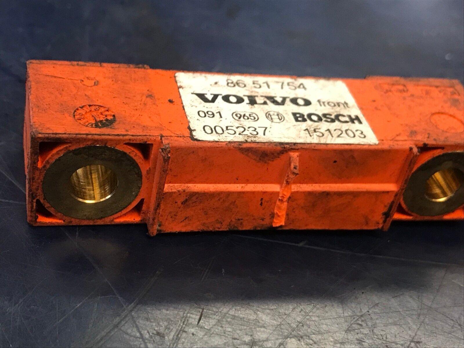 2005 VOLVO XC90 CRASH SENSOR 8651754 (PRICE FOR EACH)