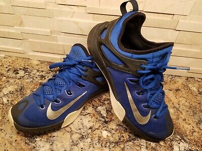 365262ffeb15 Athletic Shoes Nike Zoom Fly Mens Running Shoes 12 Hyper Royal White 880848-411  Sz 10