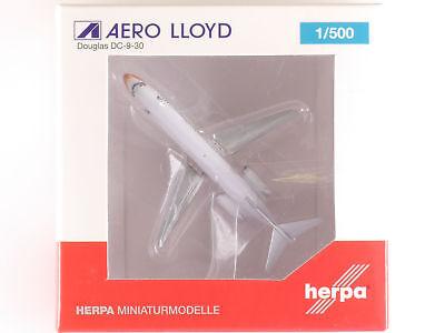 Herpa 524827 Aero Lloyd Douglas DC-9-30 D-ALLA 1:500 NEU OVP 1605-07-18