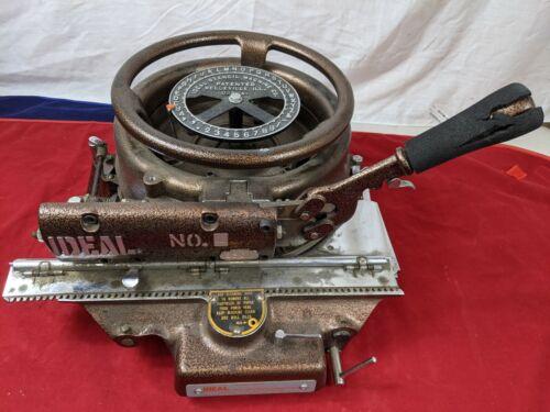 Ideal Stencil Machine No.4