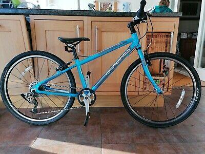 Islabikes Beinn 24 children's Bike- Teal Blue Unisex Boys Girls Alloy Bicycle