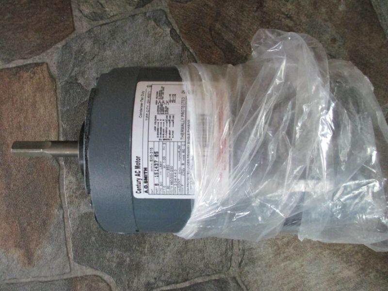 Refrigeration condenser fan motor