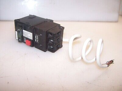Siemens 20 Amp (SIEMENS 20 AMP 2 POLE EQUIPMENT GROUND FAULT CIRCUIT BREAKER BLE220 )
