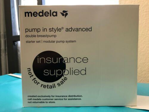 New Sealed Medela Advanced Breast Pump starter kit Supplied By Insurance