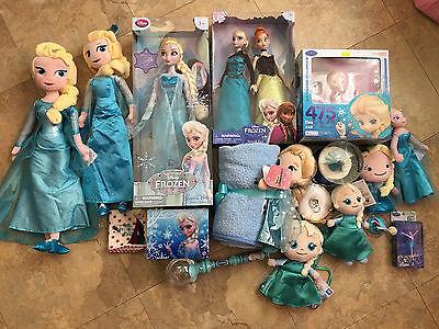 Disney Elsa Lot (Individual Sale - Sale items