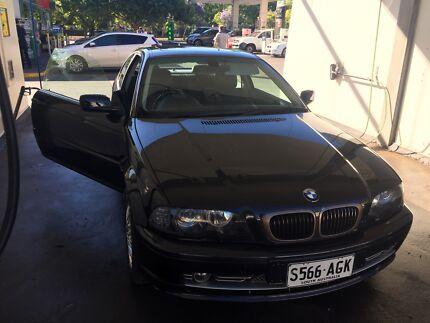 BMW e46 330ci manual low kms $15000