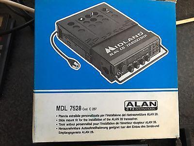 Auto Halterung MDL7528 Alan cte , herausnehmbare Autoschnellhalterung f. Alan 28