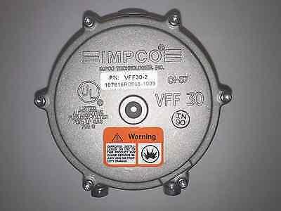 Impco Vff30-2 Propane Vacuum Fuel Lock-off Valve Forklift Lp W Silicone Ul