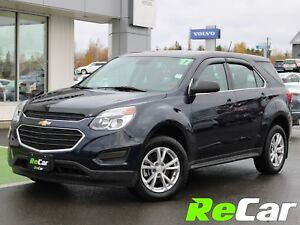 2017 Chevrolet Equinox LS AWD | BACK UP CAM | ONLY 11,000 KM!!