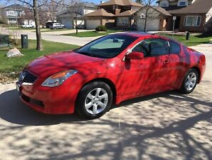 2009 Nissan Altima Coupe 2.5 L