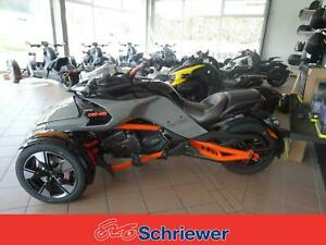 Can Am Spyder F3-S Special Series 2021