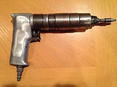 Chicago Pneumatic Pistol Grip Air Screwdriver Model 3008 Usa Made
