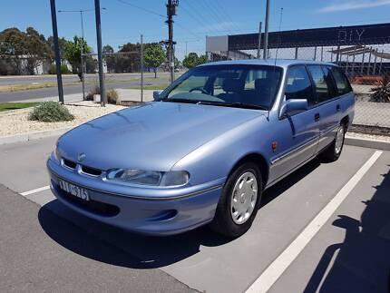 1995 VS Commodore wagon