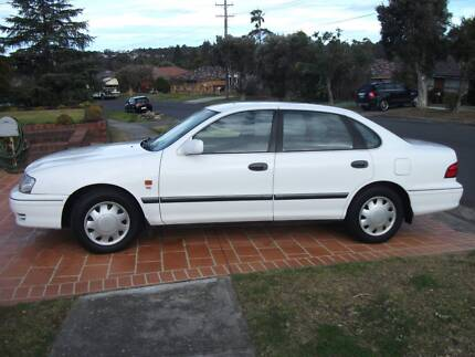 2000 Toyota Avalon Sedan Toongabbie Parramatta Area Preview
