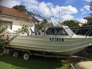 Looking for a boat trailer Canley Heights Fairfield Area Preview