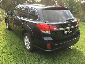 2012 Subaru Outback Turbo Diesel with full Subaru service history Heathfield Adelaide Hills Preview