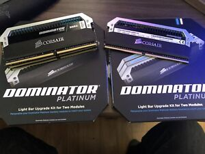 Memoire Ram Corsair Dominator 16gb Ddr4