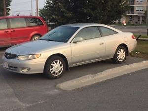 2000 Toyota Solara E Tested