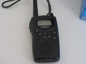 Uniden Two way radio portable handset Rossmoyne Canning Area Preview