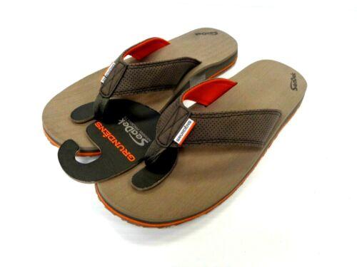 Grundens Deck-Hand Sandal Flip-Flop - BRINDLE - Genuine Grundens - Select Size