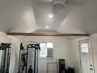 Looking for carpenter to wrap beams