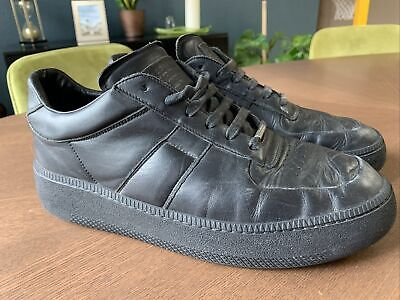 Maison Margiela Black Platform Shoes sneakers Size Euro 44 US 11