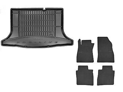 Kofferraumwanne mit Anti-Rutsch für Nissan Pulsar I-Generation Bj ab 2014