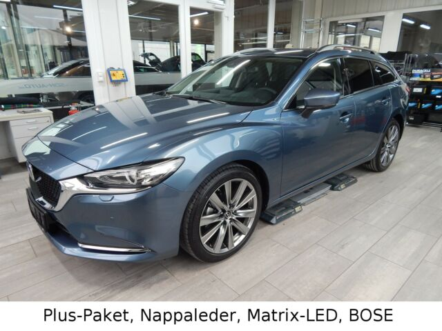 Mazda 6 SKYACTIV 194 SPORTS Plus-Paket