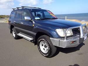 1999 Toyota LandCruiser Wagon AUTO Bunbury Bunbury Area Preview