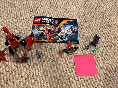 LEGO Nexo Knights Macy's Bot Drop Dragon 70361 - See Description