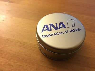 Ana Airlines Airplane-shaped Metal Paper Clips