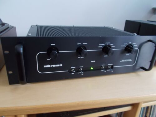 Audio Research SP9  Mark 1 Hybrid Tube Preamplifier Superb