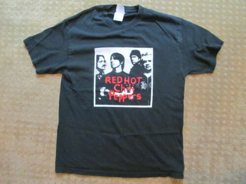 Vintage 2001 Red Hot Chili Peppers RHCP Mens T-Shirt Large- By the Way era