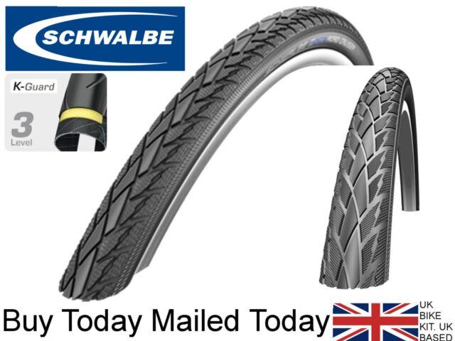 Schwalbe Road Cruiser 26 x 1.75 47-559 K-Guard AntiPuncture MTB Bike Cycle Tyre