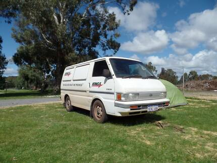 Ford Econovan - low kilometers West Perth Perth City Preview