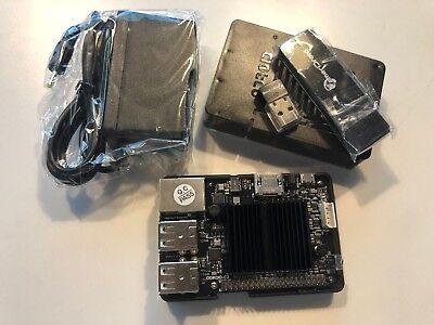 ODROID-C2 Einplatinen-Computer, 1,5 GHz QuadCore, 2 GB RAM, 4x USB Set 16GB