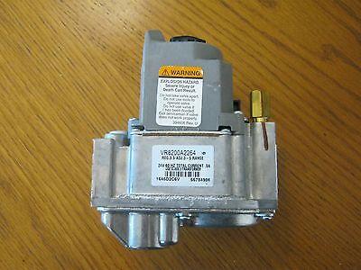 New Honeywell Vr8200a2264 Gas Valve Heating Furnace Hvac 24vac