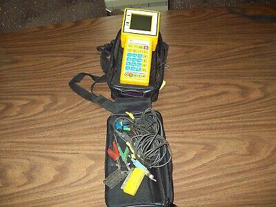 Dynatel 965dsp Ew-carry Caseleadsalkaline Batt Packmanual.
