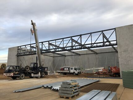 Experienced shed erector required Toowoomba Toowoomba City Preview
