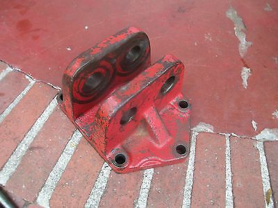 1979 International 3588 22 Farm Tractor 3 Point Hitch Top Link Bracket Free