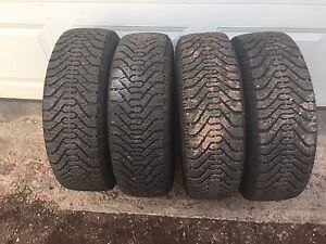 P195/65R15 winter tires