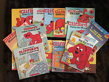 SELECTION OF CLIFFORD THE BIG RED DOG PAPERBACKS Mount Hawthorn Vincent Area Preview