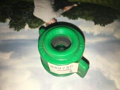 New Tee Jet Nozzle Tip Cap 086025 Green Quick Change 0280125 Sprayer John Deere
